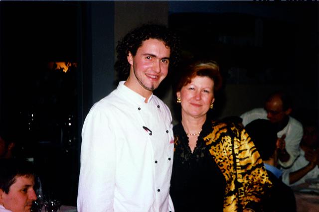 Annie Feolde e Stefano Baiocco